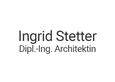 Ingrid Stetter Dipl.-Ing. Architektin Logo