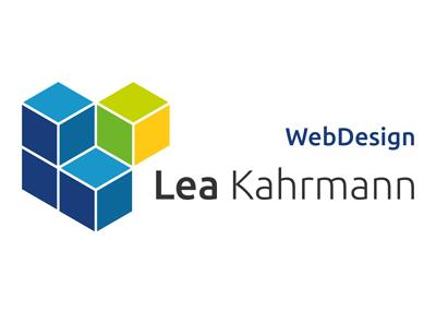 Lea Kahrmann Webdesign Logo