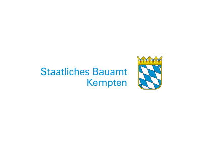Staatliches Bauamt Kempten Logo