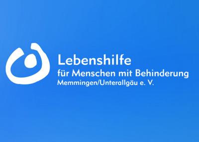 Lebenshilfe für Menschen mit Behinderung Logo